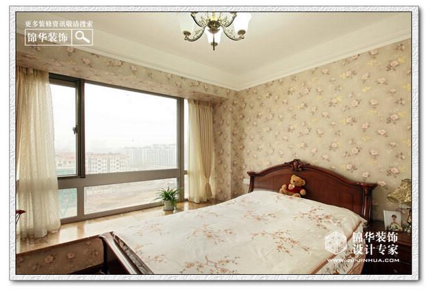 三居室 140平米 卧室装修效果图