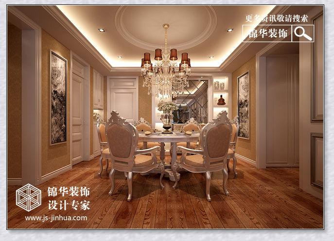 餐厅装修效果图-装修图片-徐州锦华装饰