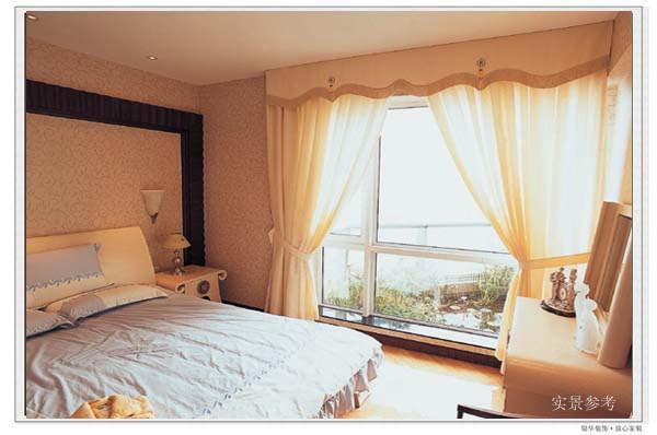 东莱小区 三居室 130㎡ 客厅装修效果图