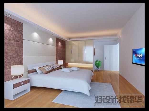 卧室装修效果图-装修图片-徐州锦华装饰