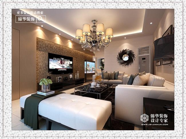风尚米兰126-装修设计方案-徐州锦华装饰